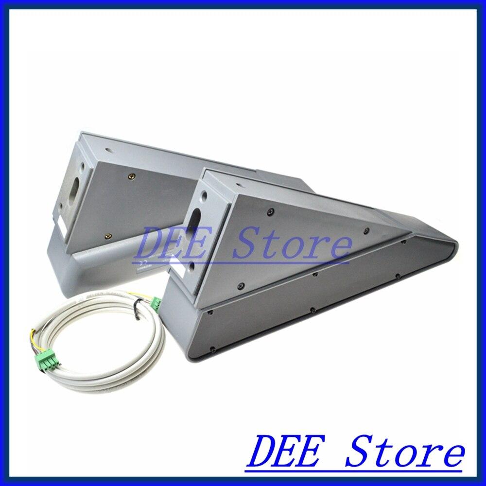 Rideaux de lumière photoélectriques dispositifs de Raster de sécurité caillebotis capteurs de rideaux de lumière pour guillotine coupe-papier machine refendage