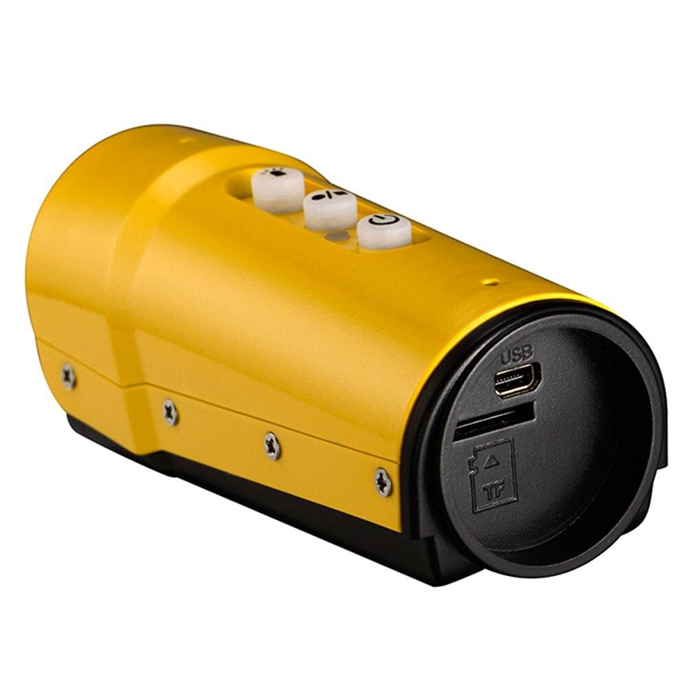Caméra d'action 120°A + HD précise DVR Sports DV grand Angle objectif vidéo Sport caméra Stable 2.0 LTPS écran tactile