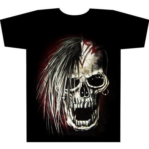 Wholesale! Tattoo t shirt ,Rock t-Shirts . Men's cotton T shirt.H-30
