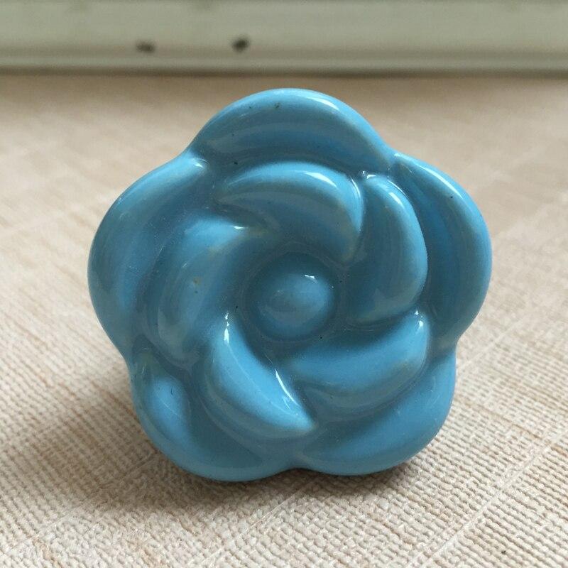 Online Get Cheap Blue Ceramic Kitchen Cabinet Knobs -Aliexpress ...