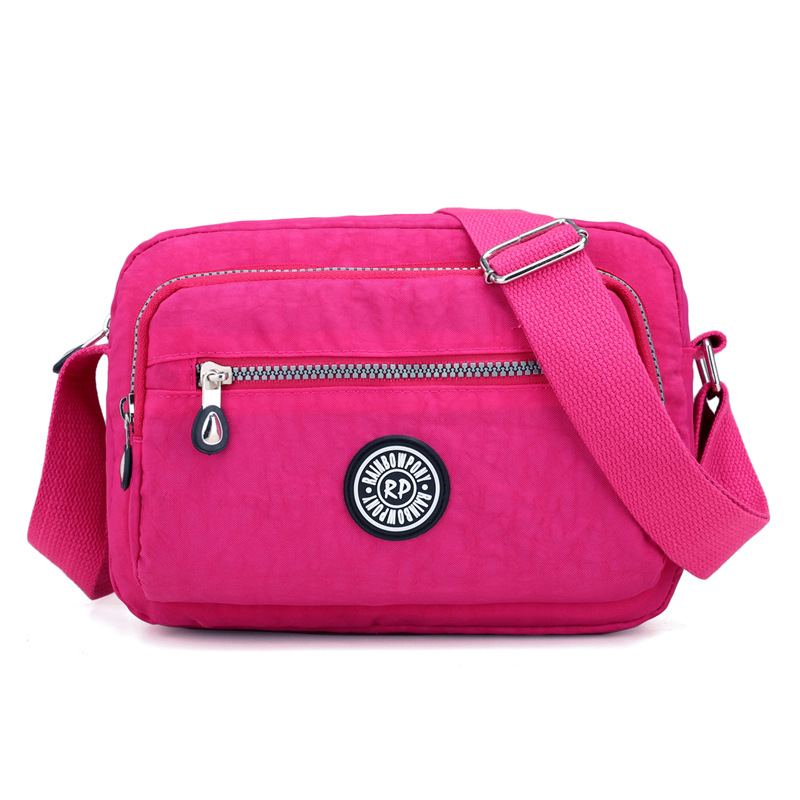 Shoulder Bag Women's Messenger Bags Portable Casual CrossBody Fashion Ladies Handbag Fashion Design Female Shoulder Bag Bolsa women handbag shoulder bag messenger bag casual colorful canvas crossbody bags for girl student waterproof nylon laptop tote