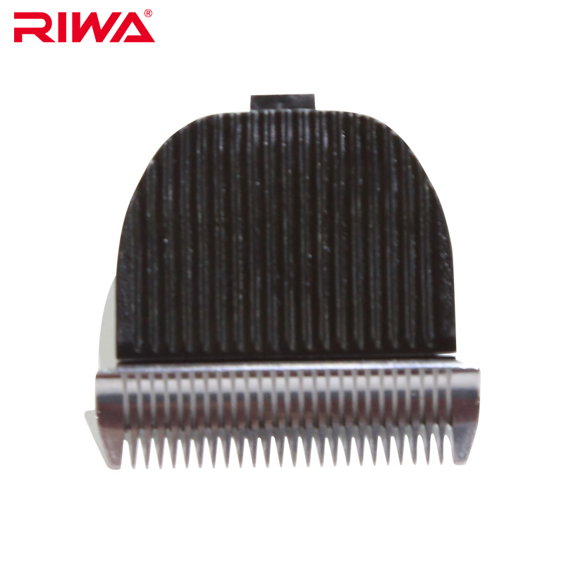 RIWA RE-730AK Hair Clipper Blade Styling Accessories Stainless Steel Blade 2 aa powered hair clipper with accessories set