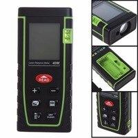 131ft Laser Distance Meter Area Volume Calculation Range Finder Measurement Tool D28
