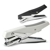 YYYYAAAA Plier Stapler Manual Metal Hand Stapler With Staples Stapling 20 Sheets
