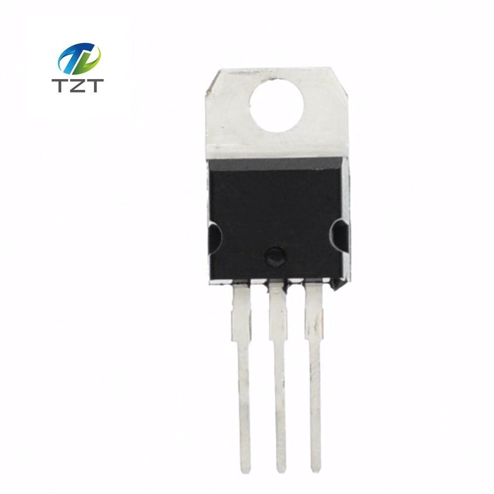 10pcs LM317T LM317 Variable Voltage Regulator IC 1.2V ~ 37V 1.5A TO220 AUS STOCK