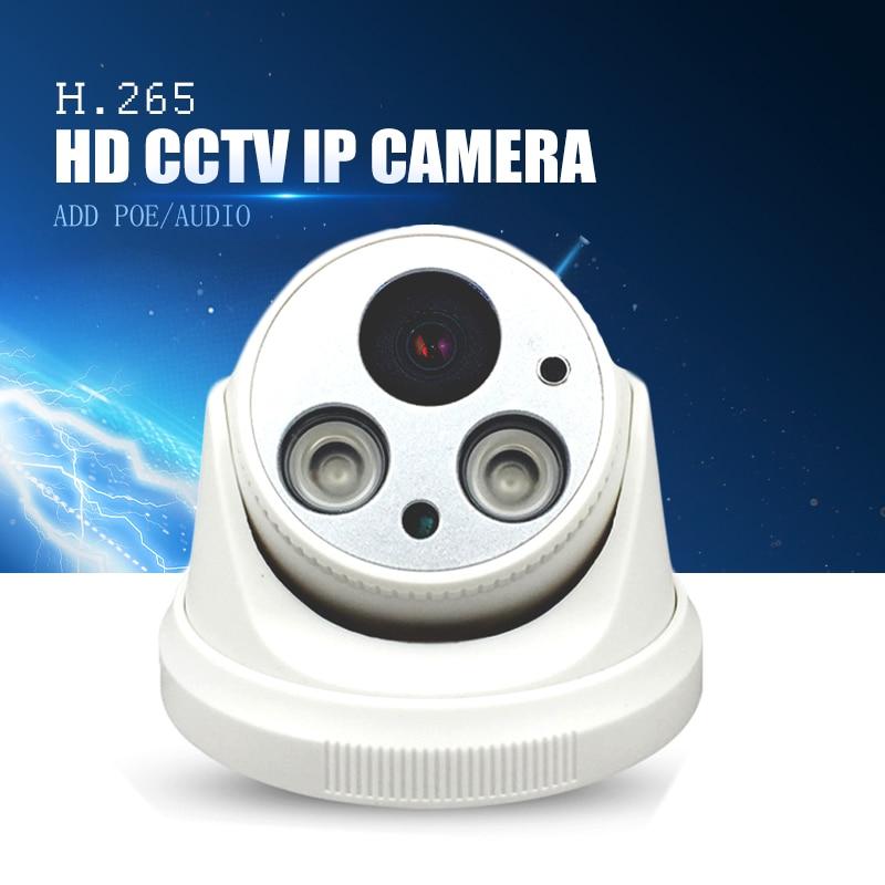 YiiSPO 1080 p IP Caméra full HD H.265/H.264 2.0MP Nuit intérieure Vision P2P CCTV caméra ONVIF tableau caméra built-in mic audio