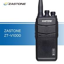 Zastone ZT-V1000 Walkie Talkie VHF 136-174MHz IP67 Waterproof 8W 2000mAH Portable Walkie Talkies Handheld Two Way Ham CB Radio