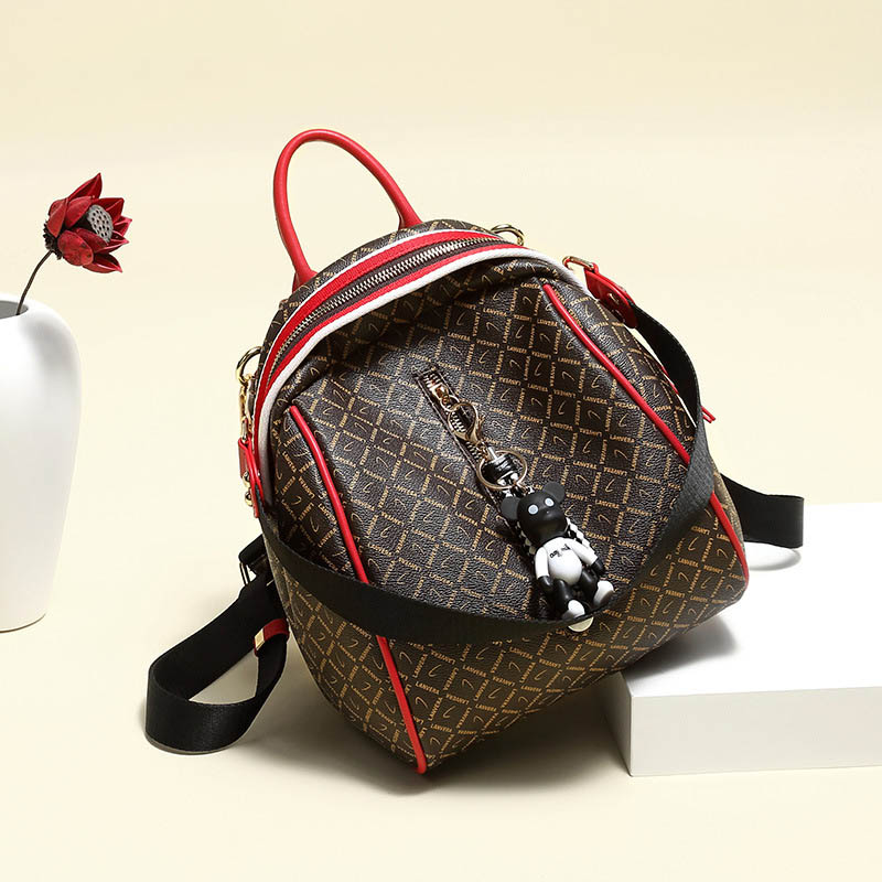 2018 Fahion hight luxury PVC women bags summer Diagonal backpack for women pouch female mini round Bags cute girl backpack gift 2018 new fahion hight luxury pvc women bags pu leather large space backpack for women pouch female school bag girl backpack gift