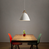Nordic fashion pendant lamp adjustable living room bedroom dining room kitchen restaurant bar club market cage light chandelier