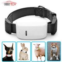 Waterproof TKSTAR LK909 TK909 Real Time Pet GPS Tracker Foret Dog Cat Rabbit GPS Collar Tracking Free Platform