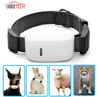 Waterproof TKSTAR LK909 TK909 Real Time Pet GPS Tracker Foret Dog Cat Rabbit GPS Collar Tracking Free Platform