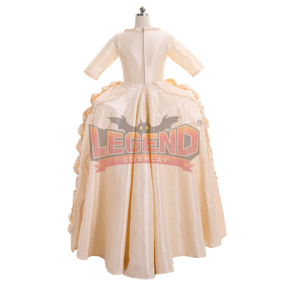 18th Century Marie Antoinette Dress Rococo Dress Medieval ...