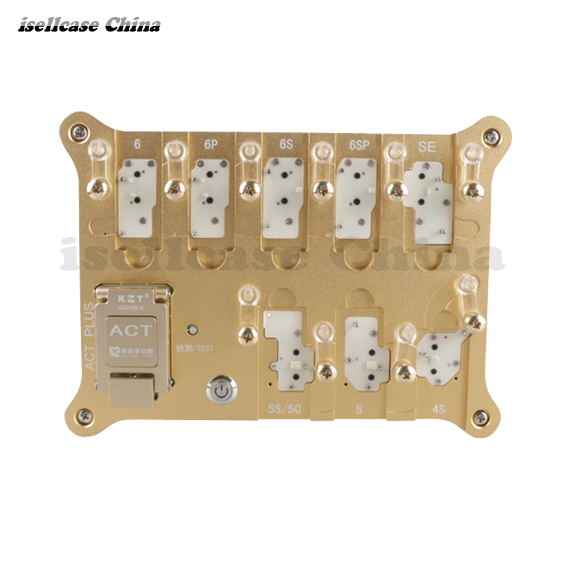 OEM ACT Chip Machine For iPhone 4S 5 5C 5S 6 Plus 6P 6S 6SP IC Programmer Chip Repair Instrument Test Fixture Repair Brush автомобиль iphone 6 plus iphone 6 iphone 5s iphone 5 iphone 5c универсальный iphone 4 4s мобильный телефон iphone 3g 3gs держатель