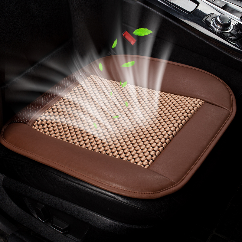 New Built-In Fan Cushion Air Circulation Ventilation Car <font><b>Seat</b></font> <font><b>Cover</b></font> For <font><b>Peugeot</b></font> 206 207 2008 <font><b>301</b></font> 307 308sw 3008 408 4008 508 rcz image