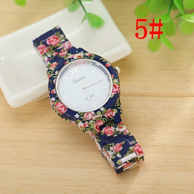 Fashion top luxury brand wristwatch dress women's watch high quality ceramic swe