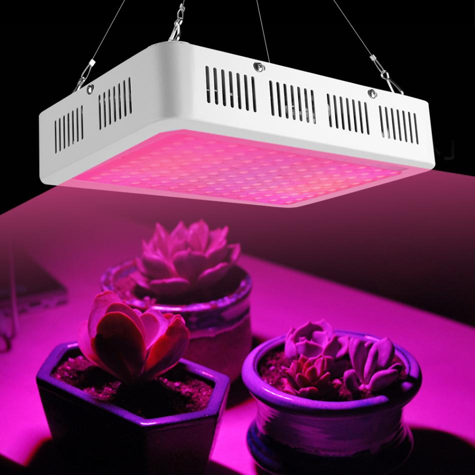 AC 85-265V 1200W LED Grow Light Full Spectrum 120 LED Plant Grow Lamp Hydroponics Vegs Flowering Panel Lamp best full spectrum 300w led cultivate light for hydroponics greenhouse grow tent led lamp suitable for all plant growth 85v 265v