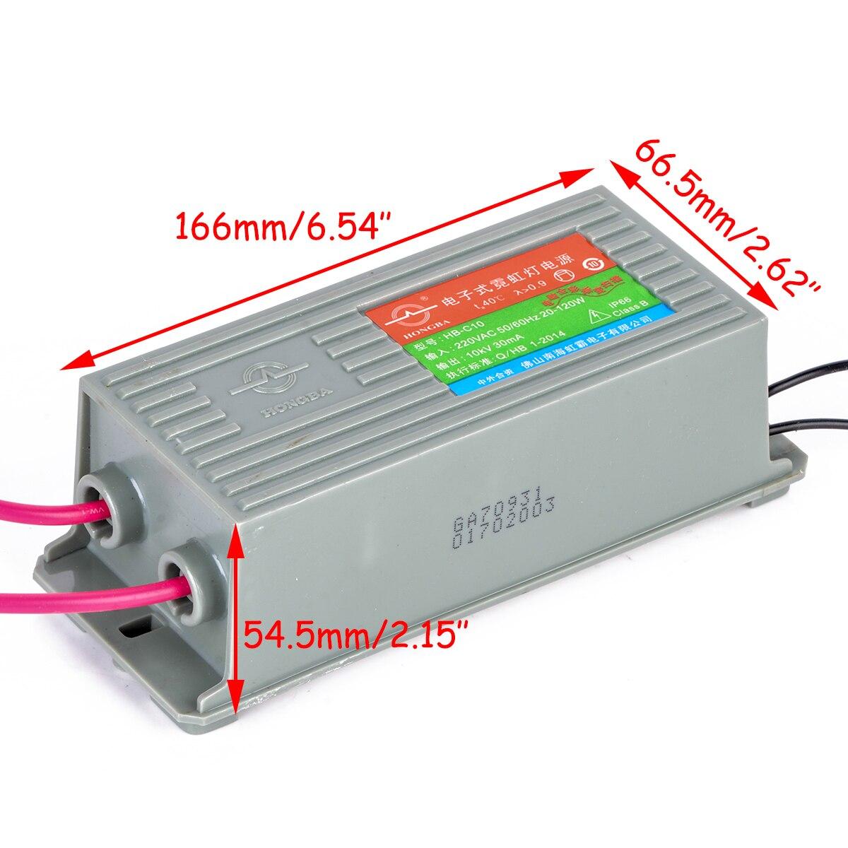 HB C10 Electronic Transformer Neon Power Supply Rectifier 10KV 30mA ...