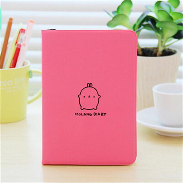 Cartoon Soft Cover Dairy Notebook