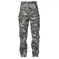 Outdoor Lurker Shark Skin Soft Shell Camouflage Waterproof Mens Pants ACU S