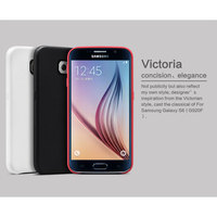 Nillkin Cell Phone Case For Samsung Galaxy S6 Victoria Leather Case Back Cover For Smart Phone