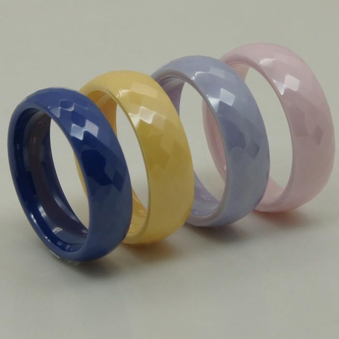1pc ring women ceramic 6