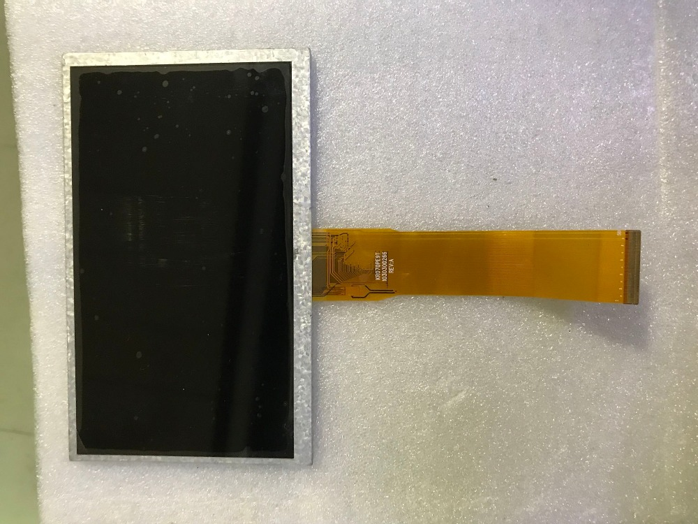 7 inch compatible 50pin KR070PE9T LCD Displays screen