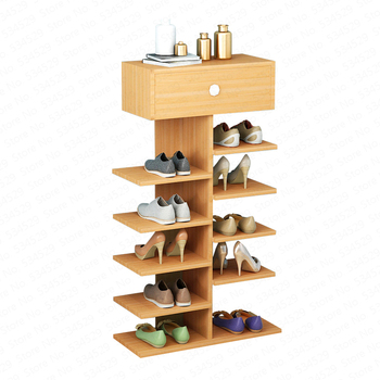 Shoe Rack Simple Economical Space Home Shoe Storage Rack Dormitory Simple Modern Multi-layer assembly Door Shoe Rack