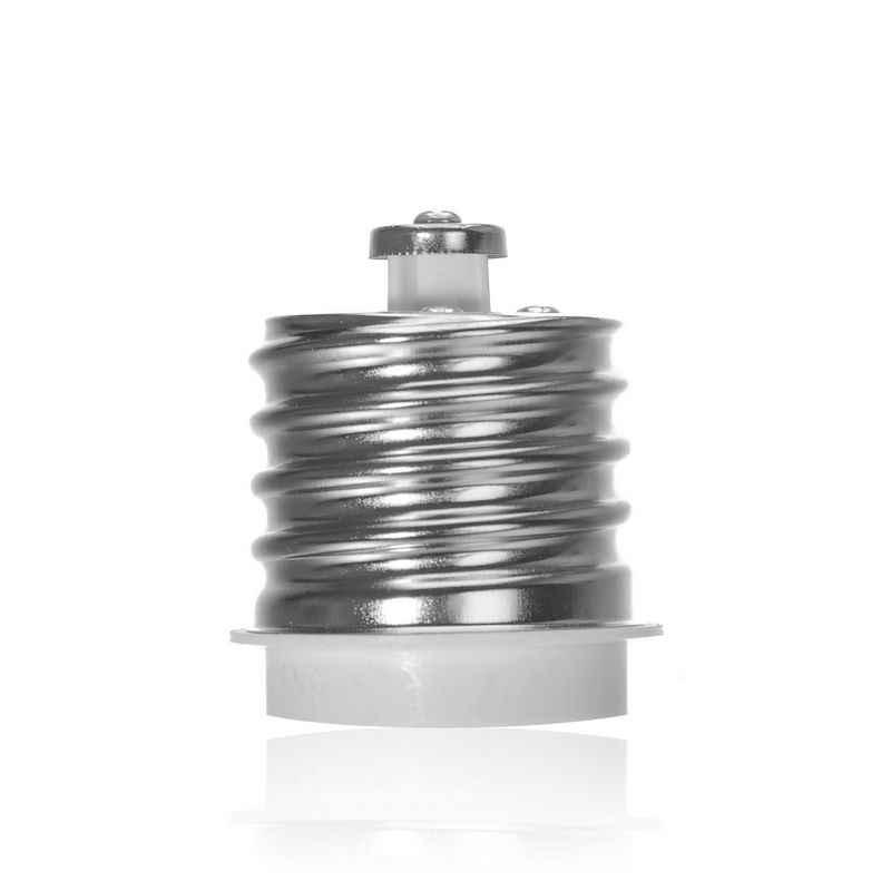 E40 to E27 Adapter E40 to E26 Lamp Adapter Holder Converter Base Socket LED Light Bulb Extend Plug