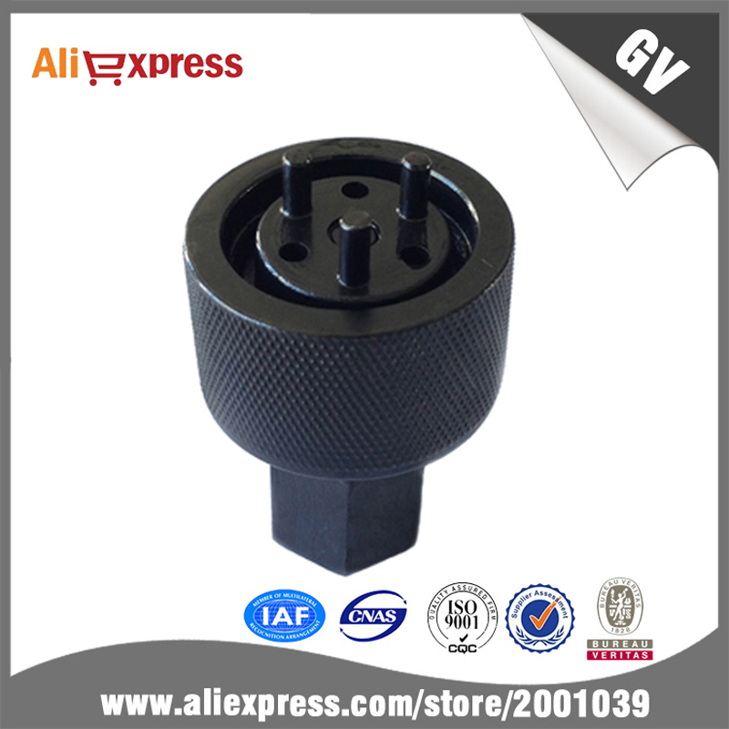 Preço de fábrica assambling e disassambing ferramenta para denso, trilho comum ferramenta DZCX6-00 para denso injector, terno para motor diesel