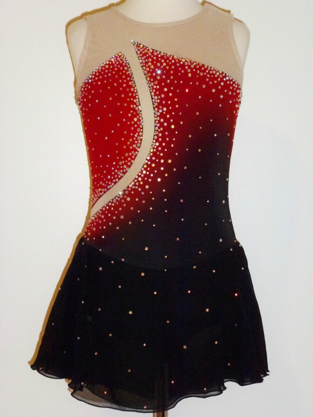 röda skridskor kläder varm försäljning kvinnor skridskor - Sportkläder och accessoarer