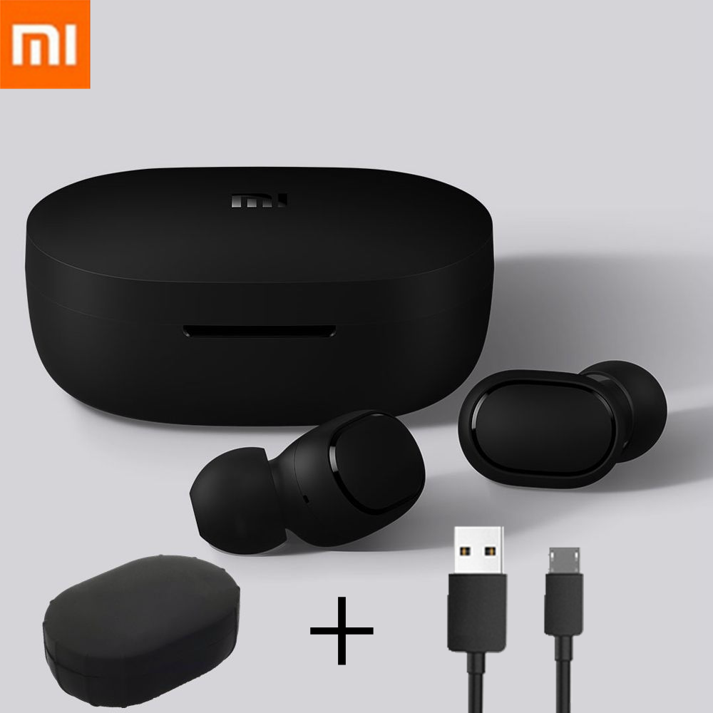Xiaomi Redmi Airdots Ture Wireless Bluetooth 5.0 Earphones Original Xiaomi Wireless Bluetooth 4.1 Earphone Mini Headset With Mic