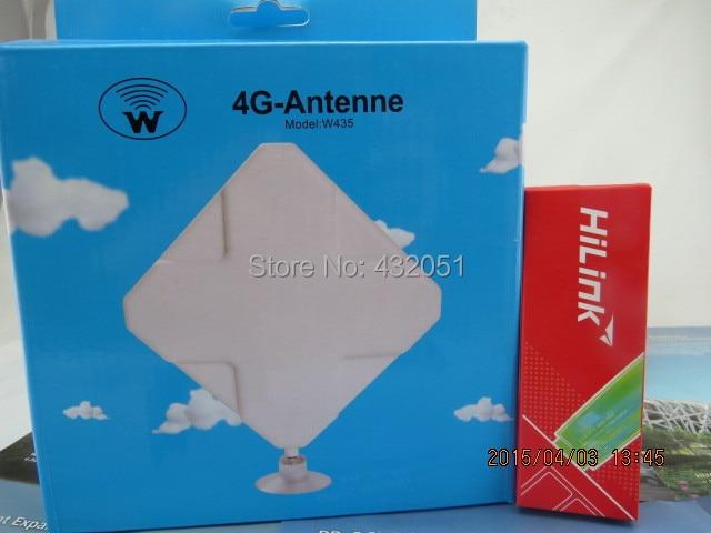 Unlocked HUAWEI E3272 4G CAT 4 LTE 150Mbps USB Dongle +35dbi CRC9 antenna new arrival original unlock lte fdd 150mbps huawei 4g lte usb modem e3272 plus 2pcs antenna