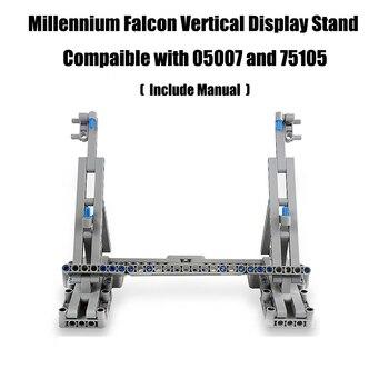 Millennium Falcon Verticale Display Supporto Compatibile con lego per il 05007 e 75105 il Massimo del Modello da Collezione