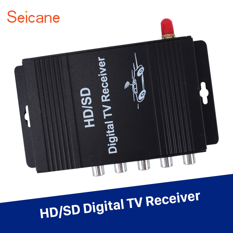 Seicane Universial HD Digital TV Receiver For Audi BMW