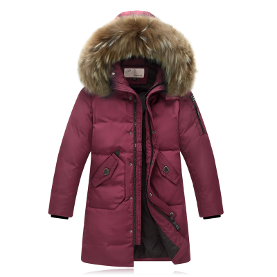 2018 Winter Jackets for kids warm coats Girls Outerwear Fur Collar camouflage Children's Down Jacket Thick Boy Winter Coat Down босоножки moda donna босоножки