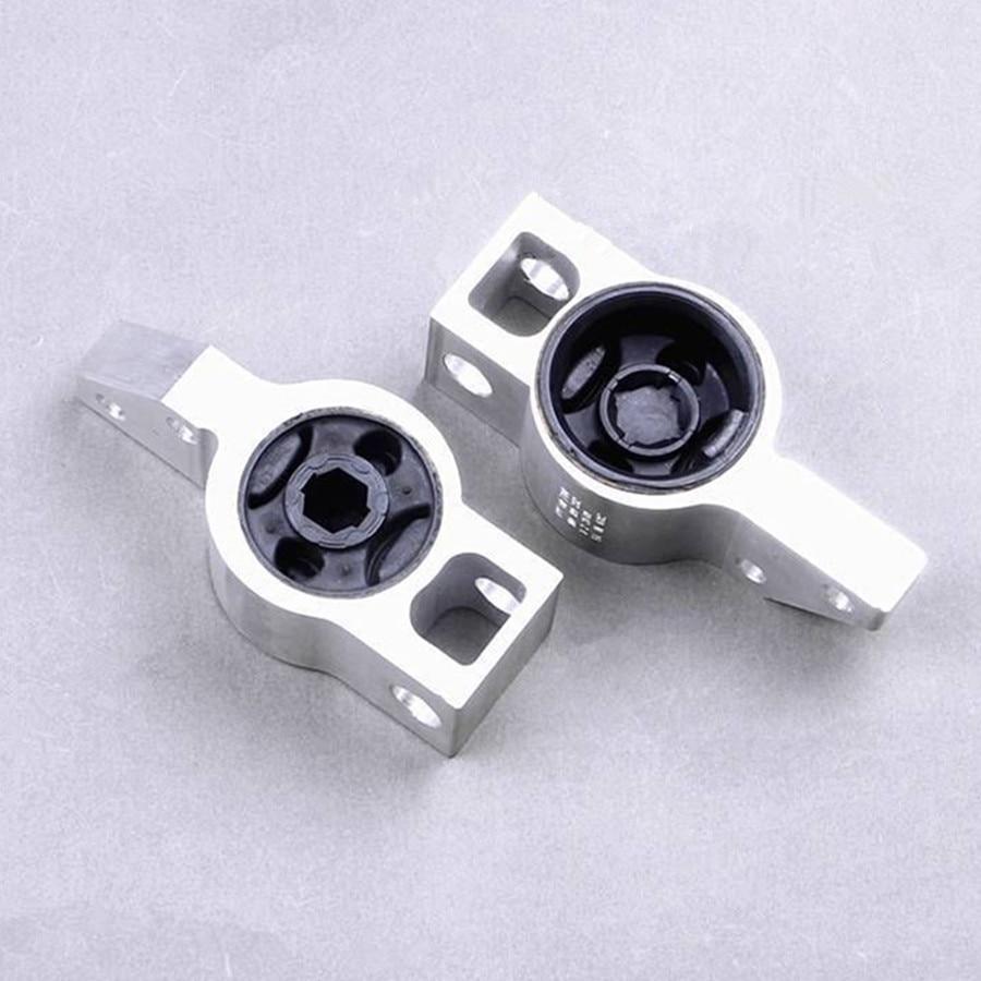 1 paire de bras de Suspension avant support de douille pour VW Golf Jetta MK6 lapin Touran Caddy Scirocco 1K0199231J 1K0 199 232J