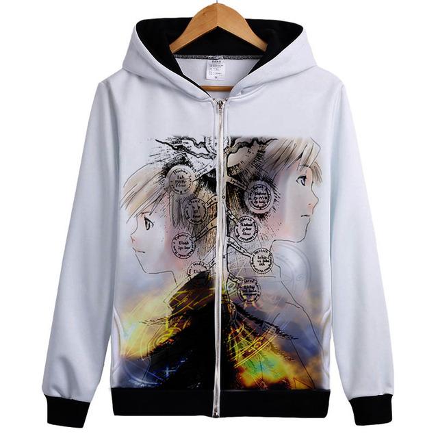 Fullmetal Alchemist Jacket Edward Elric