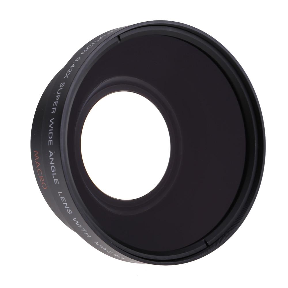 Lightdow 67mm 0.43X Lente Gran Angular + Lente Macro para Canon - Cámara y foto - foto 4