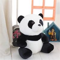 New Panda Stuffed Toys Cute Panda Plush Doll Baby Soft Animal Stuffed Doll High Quality Toys For Children