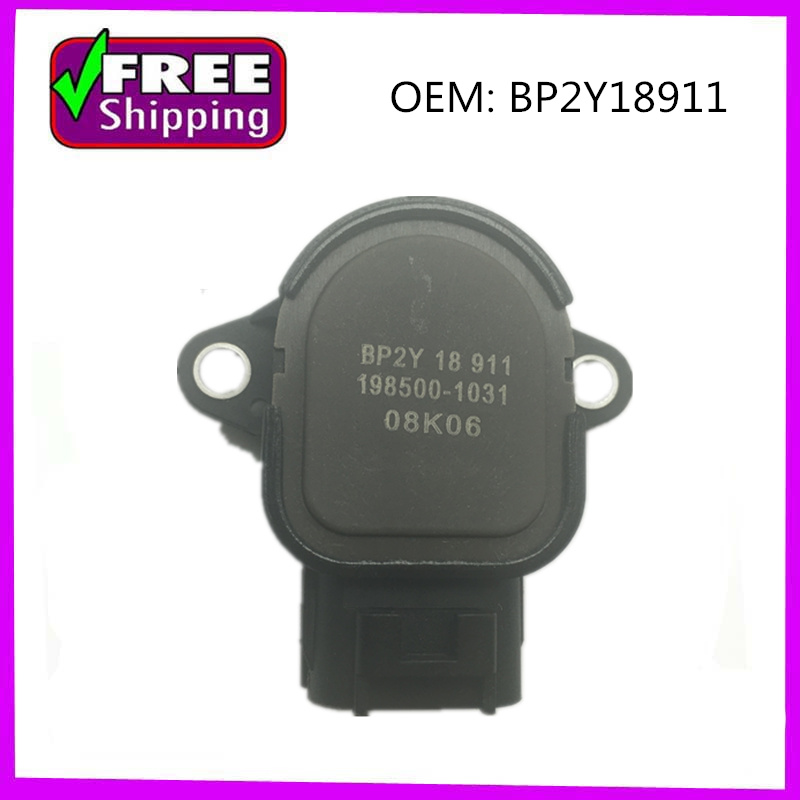 Quality Throttle Position Sensor TPS sensor BP2Y18911 198500-1031/BP2Y-18-911 for Mazda 323 MX-5 Miata Protege forKia Sephia