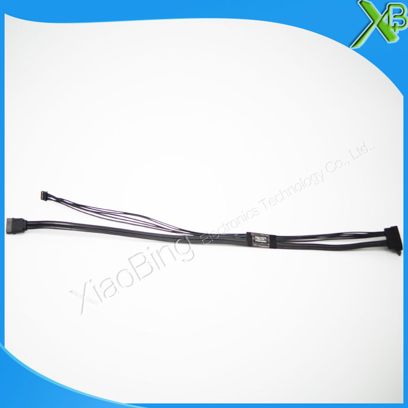 Brand New for iMac A1311 21.5 2011 SSD Hard Drive Data Power Cable SATA 593-1273 brand new 593 1376 a for imac 27 a1312 mid 2011 dvd optical drive sensor