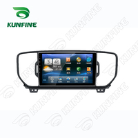 Quad Core 1024*600 Android 5.1 Navigazione Dell'automobile DVD GPS Player Car Stereo per KIA SPORTAGE 2016 Deckless Bluetooth Wifi/3G