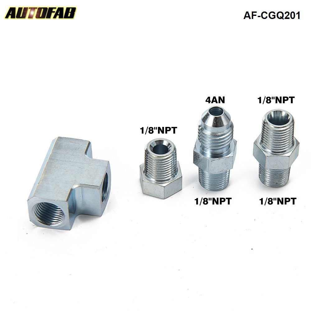 توربو محول المحمله تركيب 1/8npt إلى 4AN ث/التوصيل كتلة AF-CGQ201 تغذية النفط استشعار الضغط