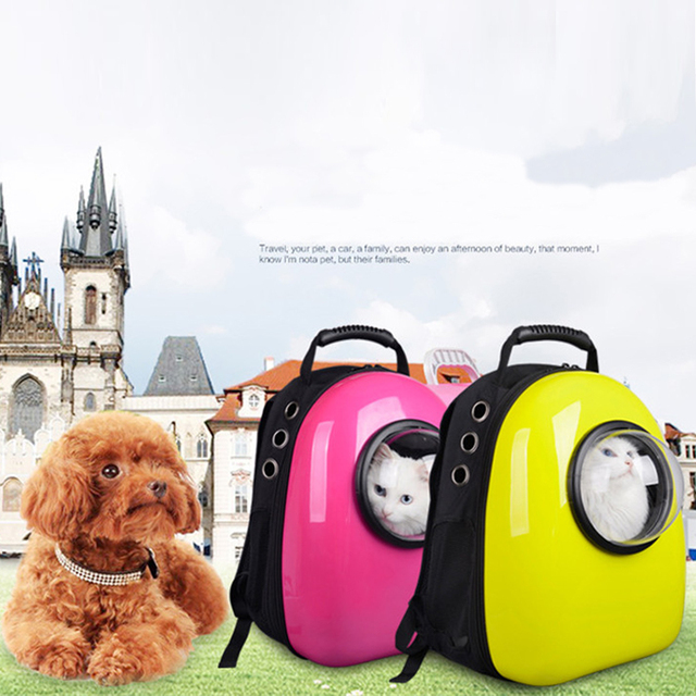 Dog & Cat Carrier Backpack
