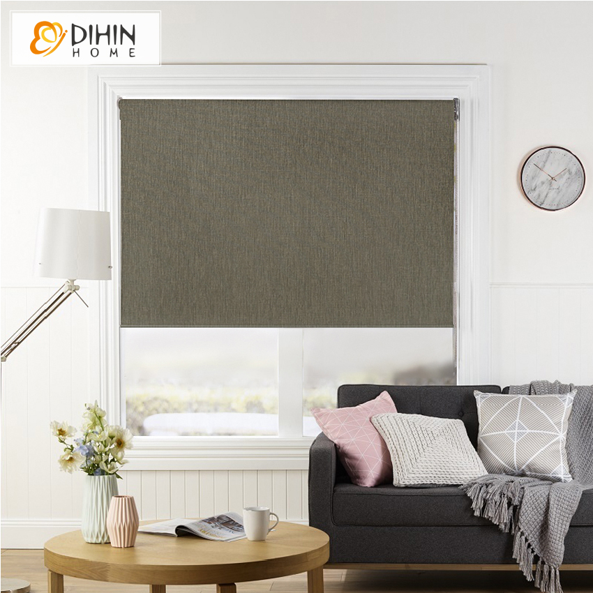 Free Shipping Canada Luxury Roller Blind Zebra Blinds Custome Made Window Curtains For Living Room