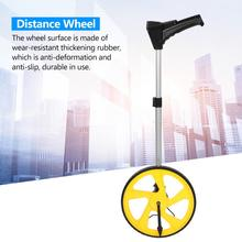 цена на Distance Measurer 10000M Digital Distance Measuring Wheel Measure Surveyors Builders Road Land Extensible Measuring Wheel