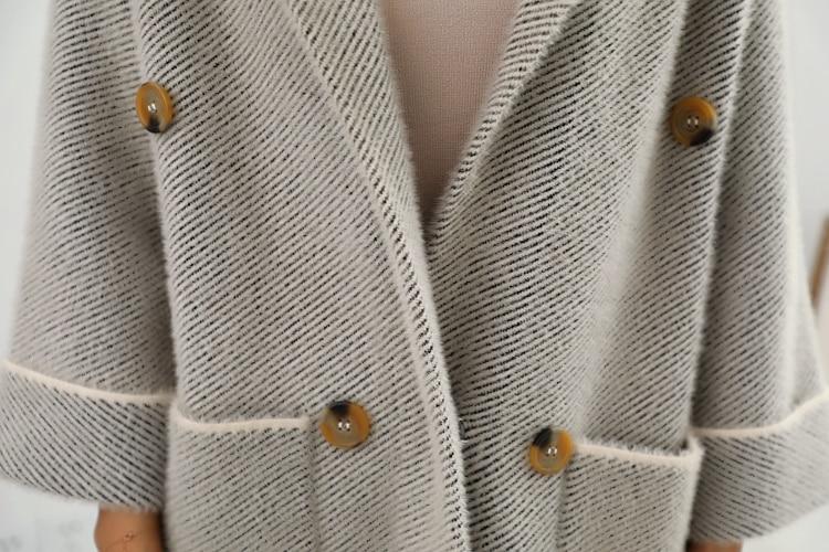 Tranchée Femmes vent Hiver Casual Beige Casaco Feminino Manteau Imperméable Capuchon gris À De Coupe Harajuku Automne Pour Et Manteaux qfgg8F