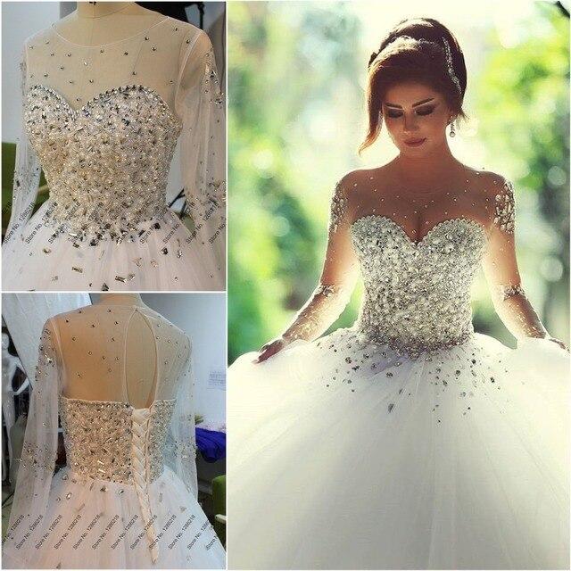 vestido de novia aliexpress – vestidos largos