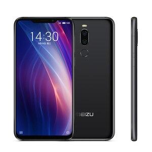 Image 2 - Téléphone portable Original Meizu X8 4G 64G 4G LTE Snapdragon 710 Octa Core 6.2 2220x1080P double caméra arrière 3210mAh empreinte digitale