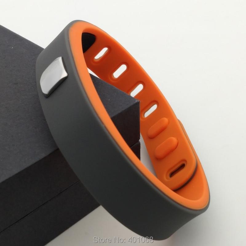Health magnetic silicone bracelet to remove static bracelet